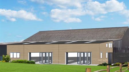 Combourne Farm Barn